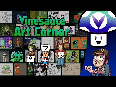 [Vinebooru] Vinny - Vinesauce Art Corner (PART 973)