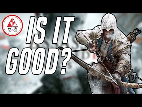 Assassins Creed 3 Remastered Switch - Is It Good?