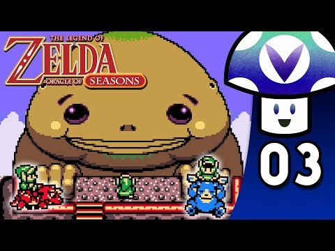 [Vinesauce] Vinny - The Legend of Zelda: Oracle of Seasons (PART 3)