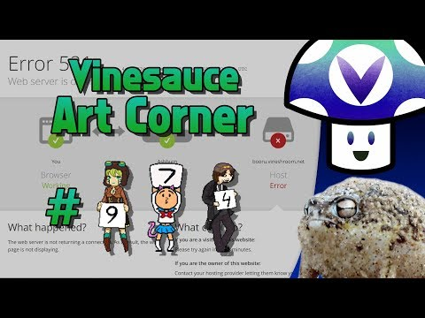 [Vinebooru] Vinny - Vinesauce Art Corner (PART 974)