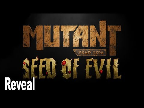 Mutant Year Zero - Seed of Evil Expansion Reveal Trailer [HD 1080P]