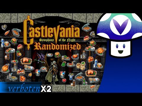 [Vinesauce] Vinny - Castlevania: Symphony of the Night Randomized