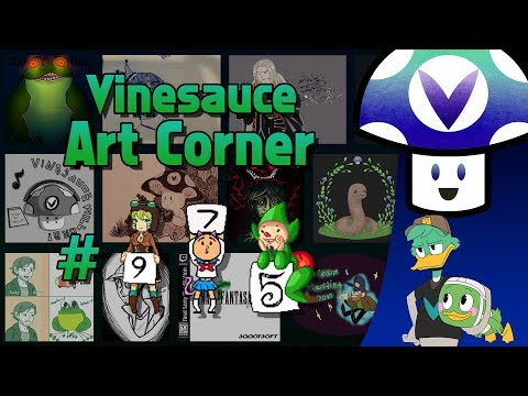 [Vinebooru] Vinny - Vinesauce Art Corner (PART 975)