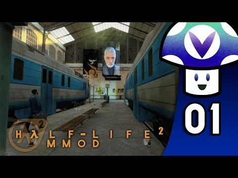 [Vinesauce] Vinny - Half-Life 2: MMod (PART 1)