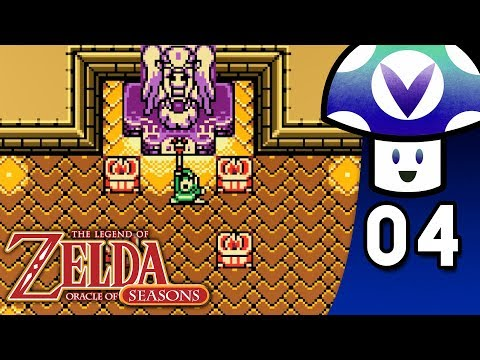 [Vinesauce] Vinny - The Legend of Zelda: Oracle of Seasons (PART 4)
