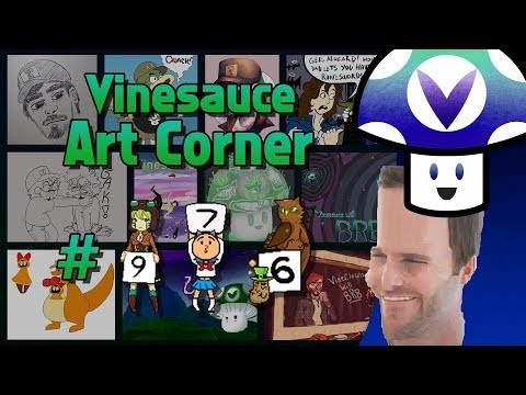 [Vinebooru] Vinny - Vinesauce Art Corner (PART 976)