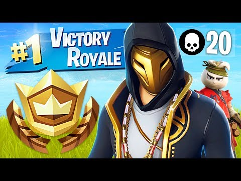 Winning in Solos! // Pro Fortnite Player // 2200 Wins // Fortnite Battle Royale