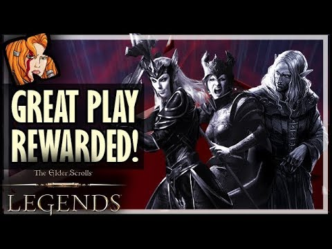 Great Play REWARDED! - The Elder Scrolls: Legends