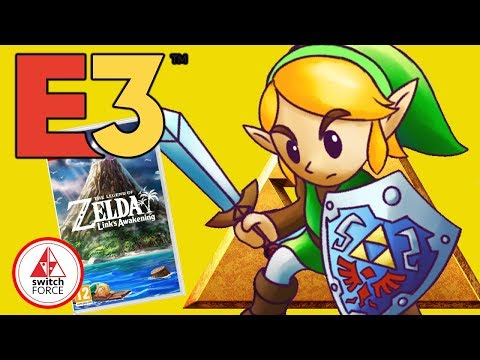 Links Awakening Switch - The $60 Question! ROAD TO NINTENDO E3 2019