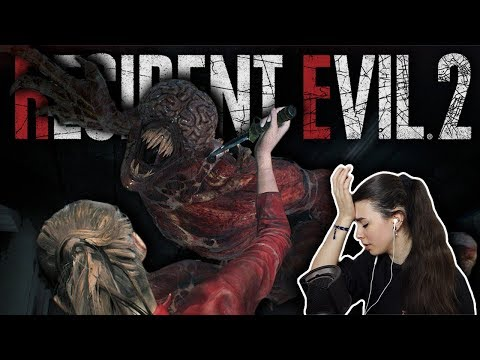 LICKERS EVERYWHERE! | Resident Evil 2 Remake Gameplay | Claire B | Part 4