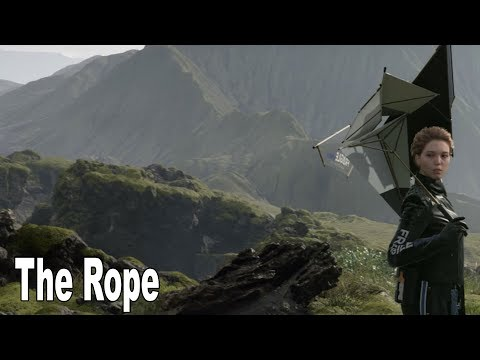 Death Stranding - Create the Rope Teaser [HD 1080P]