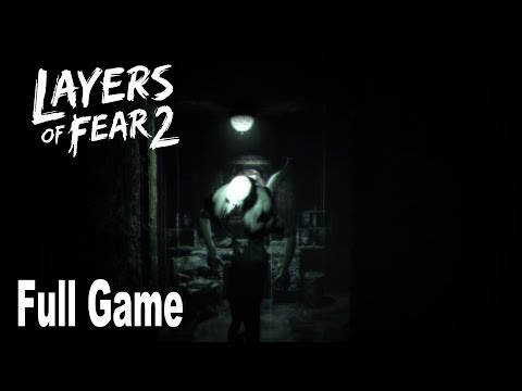 Layers of Fear 2 - Walkthrough Part 1 Full Game No Commentary [HD 1080P]