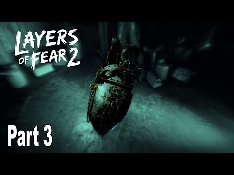 Layers of Fear 2 - Story Walkthrough No Commentary Part 3 Act 3 [HD 1080P]
