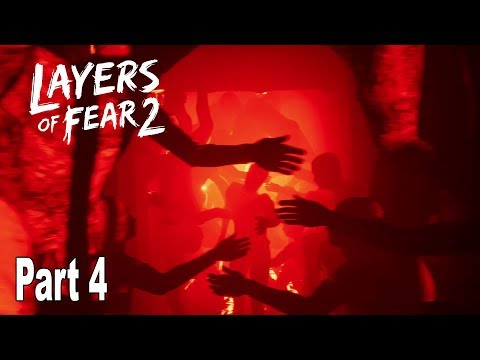 Layers of Fear 2 - Story Walkthrough No Commentary Part 4 Act 4 [HD 1080P]
