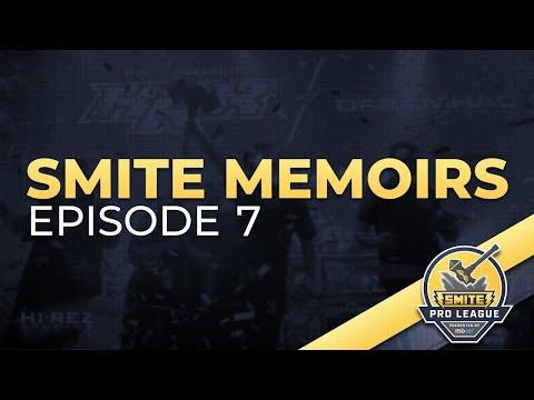 SMITE Memoirs: Season 2 Fall Split Week 10 -- Cloud9 vs Envy (feat. Hurriwind)