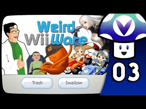 [Vinesauce] Vinny - Weird WiiWare Games (PART 3)