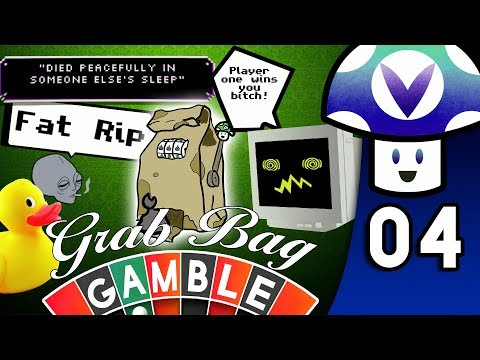 [Vinesauce] Vinny - Grab Bag Gamble (PART 4)