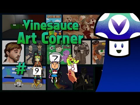 [Vinebooru] Vinny - Vinesauce Art Corner (PART 978)