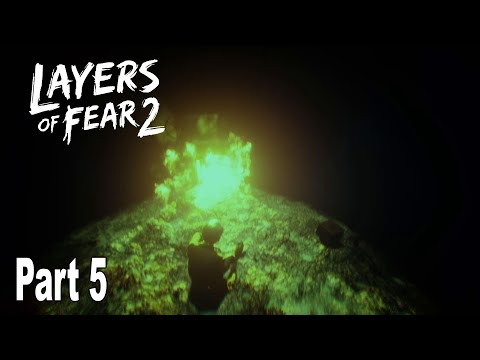 Layers of Fear 2 - Story Walkthrough No Commentary Part 5 Act 5 Final [HD 1080P]