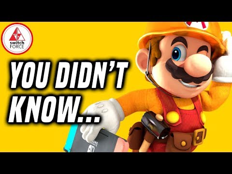 Super Mario Maker 2: 10 NEW Things You Didn't Know... (Co-Op, Story Mode, Koopa Car, and MORE!)
