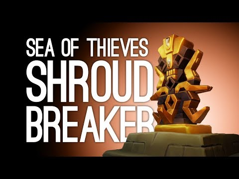 Sea of Thieves Tall Tales: Shroudbreaker Gameplay - TEMPLE TRAP! (Ep. 2/2)