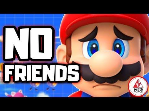 Super Mario Maker 2 Has A MAJOR Problem?