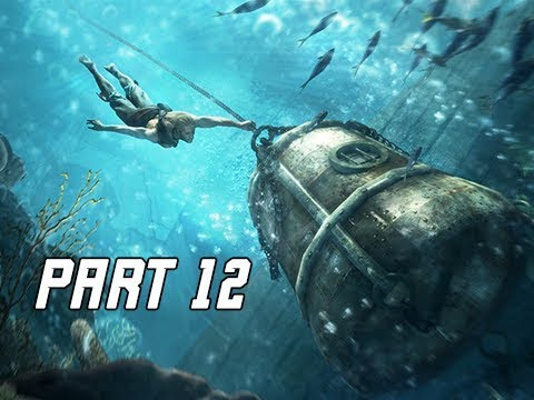 Assassin's Creed 4 Black Flag Walkthrough Part 12 - Eel (PC AC4 Let's Play)