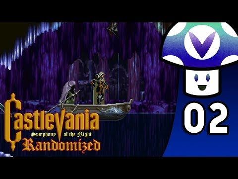 [Vinesauce] Vinny - Castlevania: Symphony of the Night Randomized (PART 2)