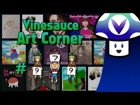 [Vinebooru] Vinny - Vinesauce Art Corner (PART 979)