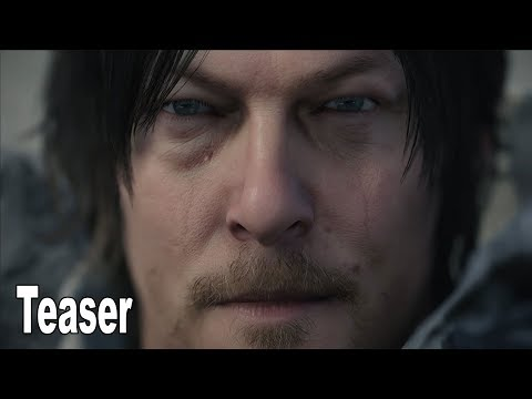 Death Stranding - Tomorrow is in Your Hands Teaser [HD 1080P]