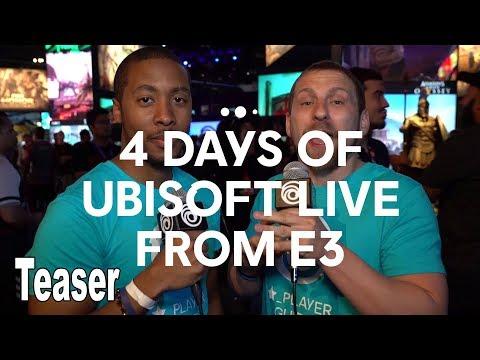 Ubisoft - E3 2019 Teaser [HD 1080P]