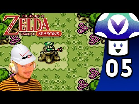 [Vinesauce] Vinny - The Legend of Zelda: Oracle of Seasons (PART 5)