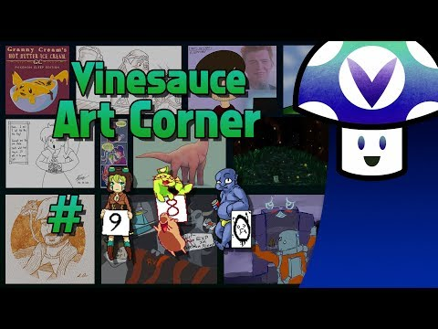 [Vinebooru] Vinny - Vinesauce Art Corner (PART 980)
