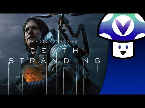 [Vinesauce] VineTalk - Death Stranding Trailer Discussion