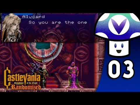 [Vinesauce] Vinny - Castlevania: Symphony of the Night Randomized (PART 3 Finale)