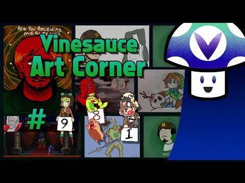 [Vinebooru] Vinny - Vinesauce Art Corner (PART 981)