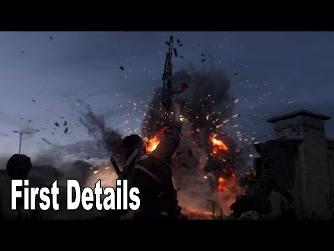 Call of Duty: Modern Warfare 2019 First Details Revealed [HD 1080P]