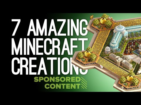 7 Amazing Minecraft Creations We Dig in Minecraft Marketplace (Sponsored Content)