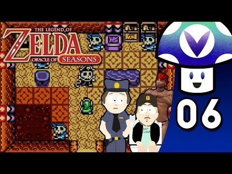[Vinesauce] Vinny - The Legend of Zelda: Oracle of Seasons (PART 6)