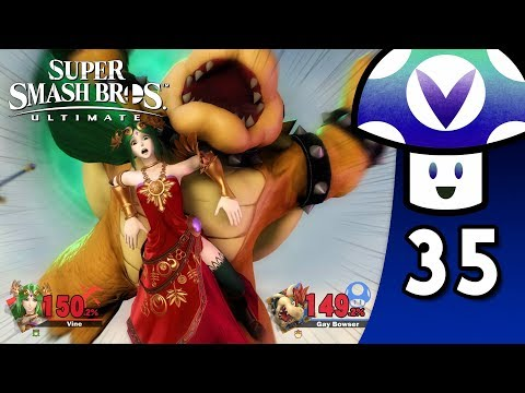[Vinesauce] Vinny - Super Smash Bros. Ultimate (PART 35)