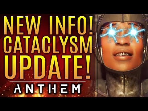 Anthem - New Updates! Cataclysm Map AFTER The 8 Weeks; New Info From Bioware!