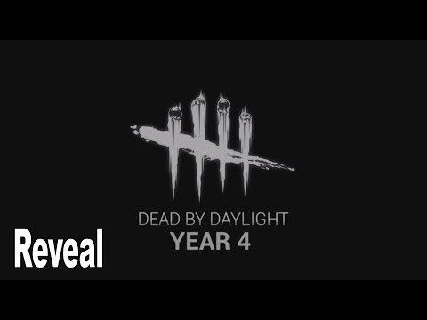 Dead by Daylight - Year 4 Reveal Trailer [HD 1080P]