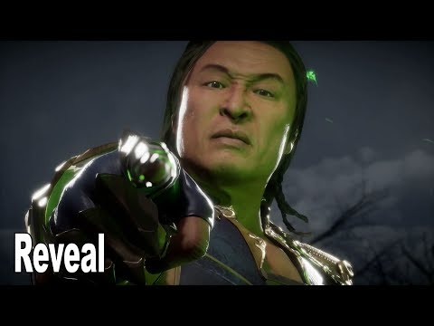Mortal Kombat 11 - Shang Tsung Reveal Trailer [HD 1080P]