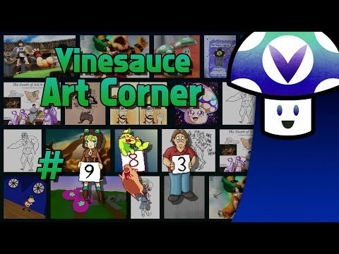 [Vinebooru] Vinny - Vinesauce Art Corner (PART 983)