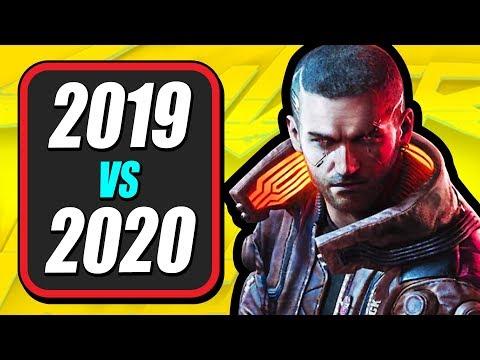 Cyberpunk 2077 Release Date in 2019?!