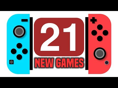 HUGE E3 2019 LEAK! 21 NEW Nintendo Switch Games?!