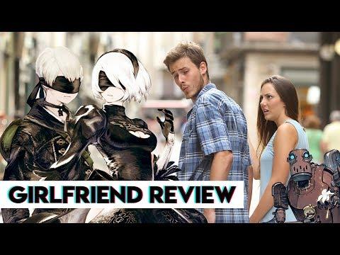 Should Your Boyfriend Play Nier: Automata?