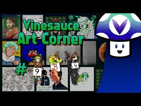 [Vinebooru] Vinny - Vinesauce Art Corner (PART 984)