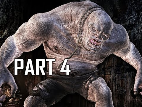 Resident Evil 4 Remastered Gameplay Walkthrough Part 4 - El Giante Ogre (RE4 Let's Play Commentary)