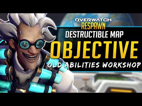 Overwatch review video.